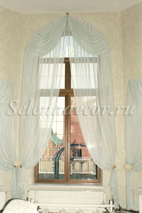 Как сшить шторы аркой фото шторы шьем